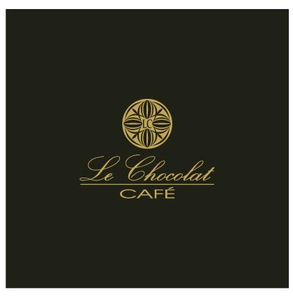 le chocolat café logo