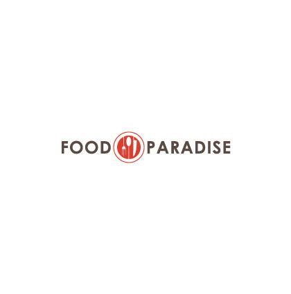 foodparadise vizuální identita