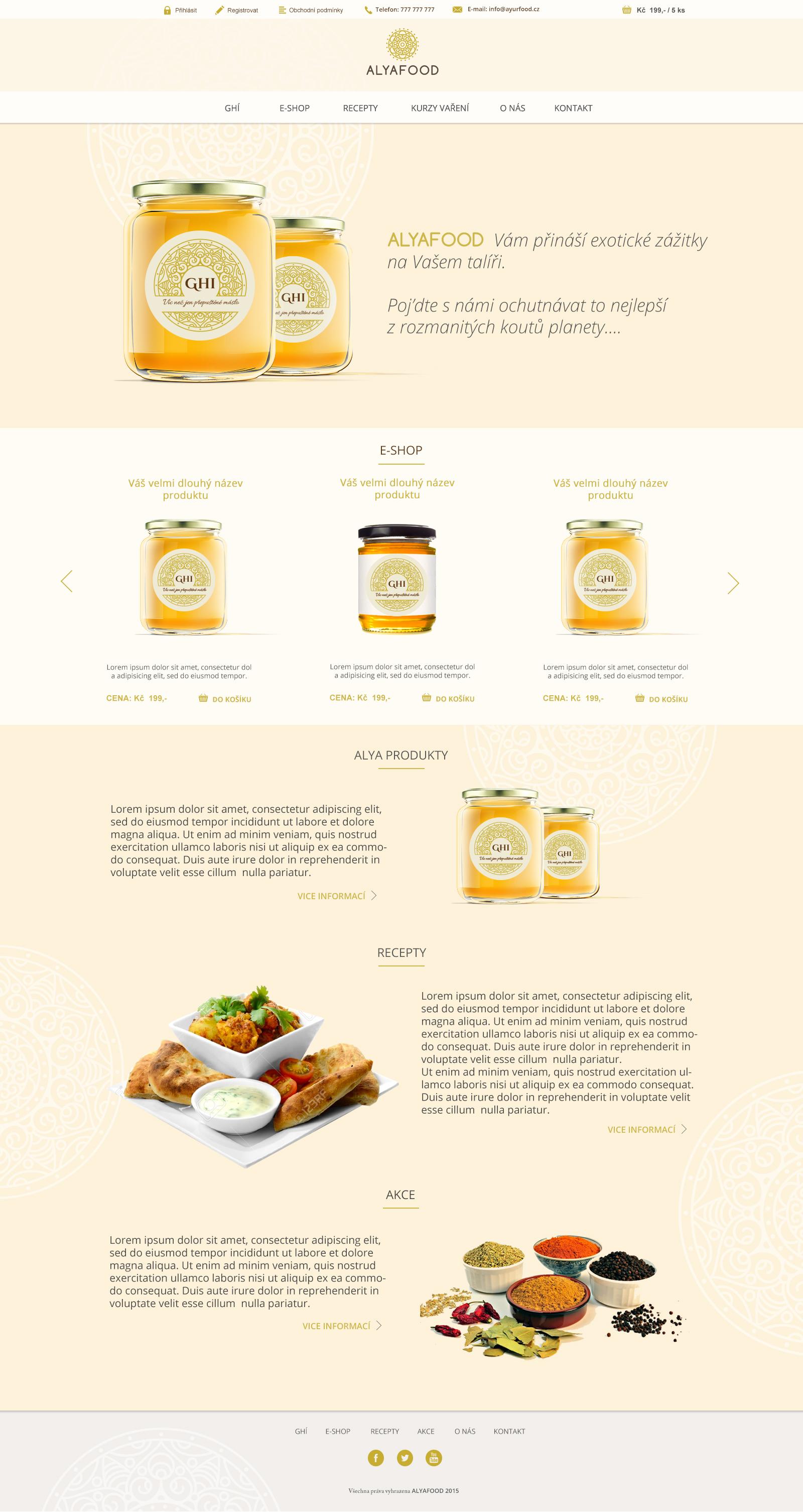 Alya-food