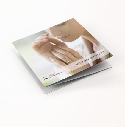 brožura design